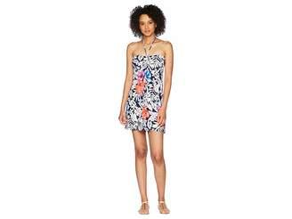 Tommy Bahama Fuego Floral Short Dress