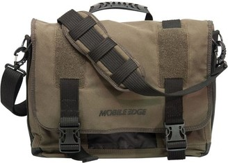 "Mobile Edge ECO 17.3"" Laptop Messenger (Eco-Friendly) - Olive"