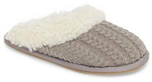 Patricia Green Celia Cable Knit Slipper