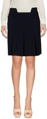 Blumarine Knee length skirts - Item 35322751ED