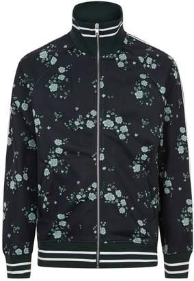Kenzo Cheongsam Flower Bomber Jacket
