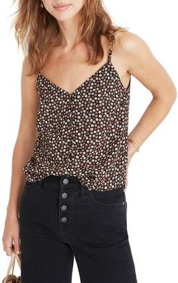 Madewell Button Down Camisole