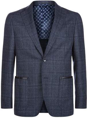 Zilli Unlined Wool Jacket