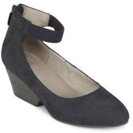 Eileen Fisher Liza Ankle Strap Pumps