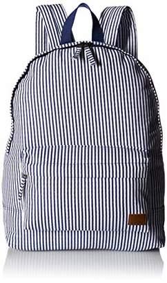 Roxy Junior's Sugar Baby Canvas Solid Backpack