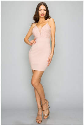 db7ee3185ad9 Blush Lace Dress - ShopStyle UK