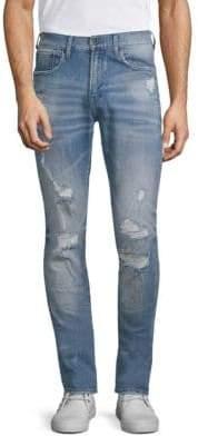 PRPS Windsor Slim-Fit Distressed Jeans
