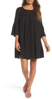 Women's French Connection Polly Plains Shift Dress $88 thestylecure.com