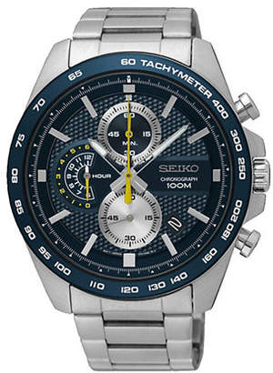 Seiko SSB259 Stainless Steel Chronograph Watch