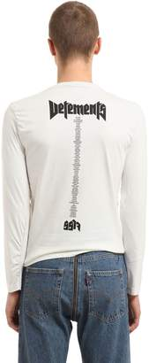 Vetements Hanes Staff Jersey Long Sleeve T-Shirt