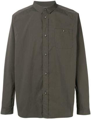 White Mountaineering long sleeved shirt