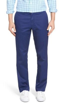 Men's Vineyard Vines Breaker Flat Front Stretch Cotton Pants $98.50 thestylecure.com