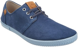 Fly London Men's Suede Lace Up Shoes - Sesh