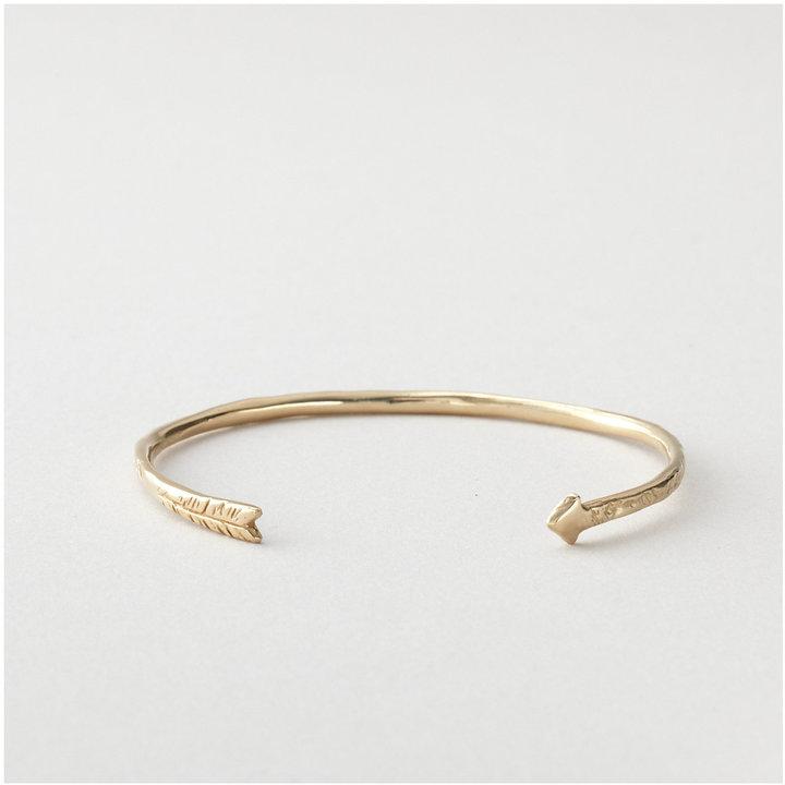 Steven Alan ODETTE NEW YORK arrow cuff bracelet