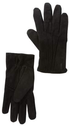 Hestra William Hairsheep Suede Gloves
