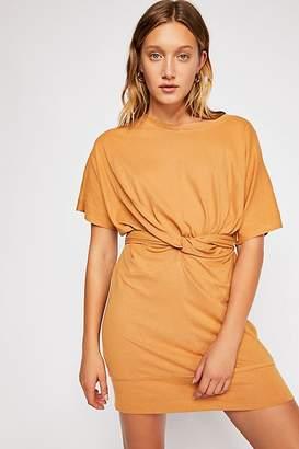 The Endless Summer Fp Beach Chantilly Mini T-Shirt Dress