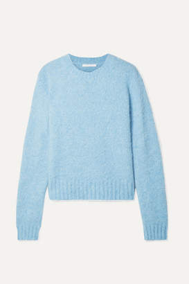 Helmut Lang Knitted Sweater - Light blue