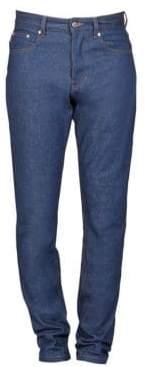 Ami Fit Slim-Straight Leg Jeans