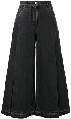e5f494435912 Black Wide Leg Jeans - ShopStyle