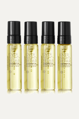 Vernon François - Overnight Repair Treatment Oils, 4 X 4.7ml - Colorless