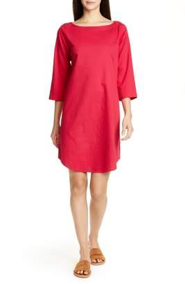 Eileen Fisher Organic Cotton Shift Dress