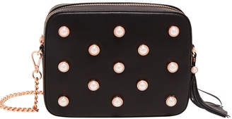 Ted Baker Pearl Embellished Crossbody
