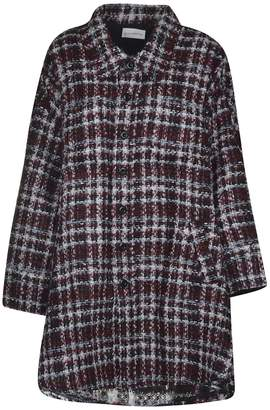 Faith Connexion Checked Tweed Coat
