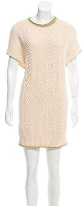 Raquel Allegra Sleeveless Sweater Dress
