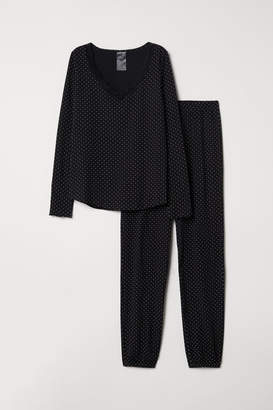 H&M Pyjamas - Black