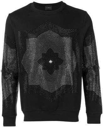 John Richmond embellished sweatshirt
