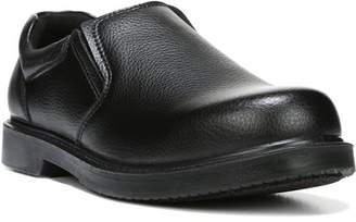 Dr. Scholl's Shoes Men's Griff Wide Width Slip Resistant Casual Shoe