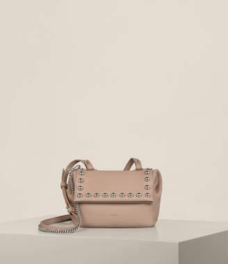 AllSaints Cami Leather Mini Crossbody