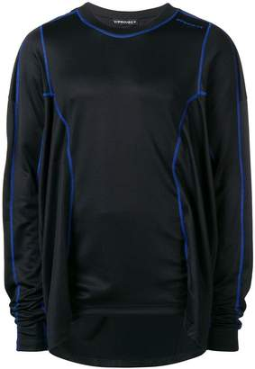 Y/Project Y / Project boxy long-sleeve T-shirt