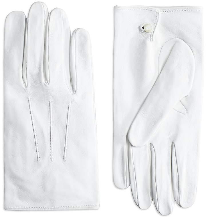 White Formal Gloves