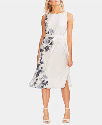 7a2c594b9cdfd Vince Camuto White Print Dresses - ShopStyle
