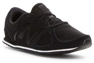 New Balance 555 Suede & Mesh Sneaker - Wide Width Available