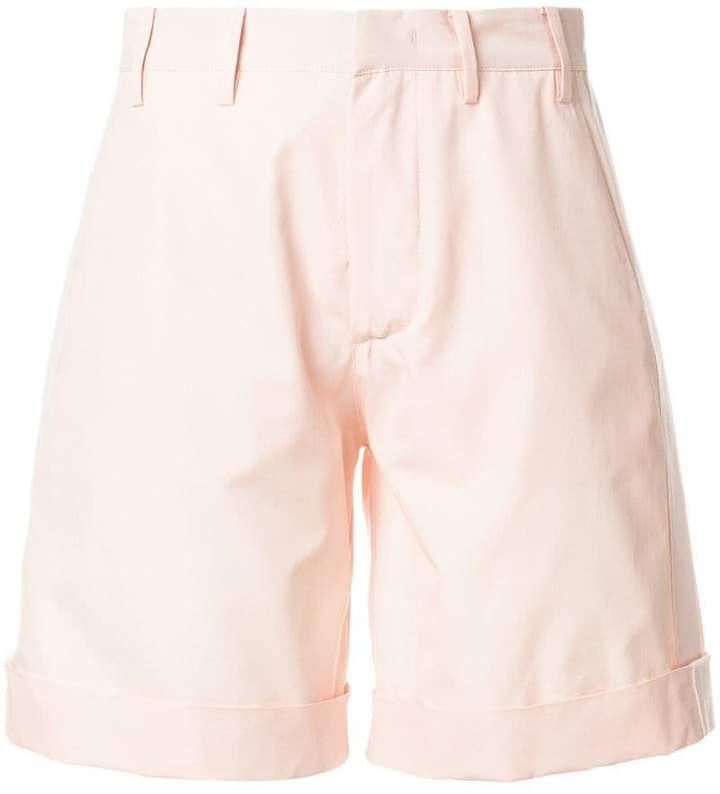 Shorts mit geradem Schnitt