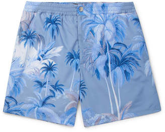 Tod's Short-Length Printed Swim Shorts