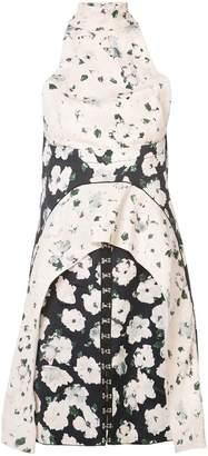 Proenza Schouler Short Waisted Dress