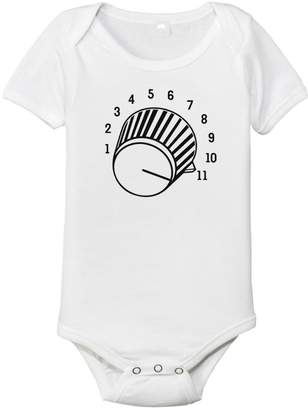 Eleven Paris Born Cool Baby Spinal Tap Volume to One-piece Baby Shirt/Bodysuit (6-12 months)