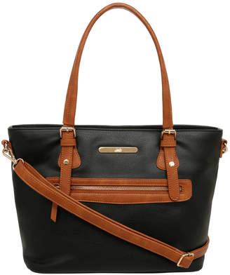 At Myer Jag Moira Zip Tote Bag Jagwh610