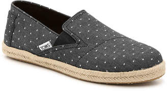 Toms Redondo Espadrille Slip-On - Women's