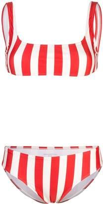 OSKLEN striped bikini set