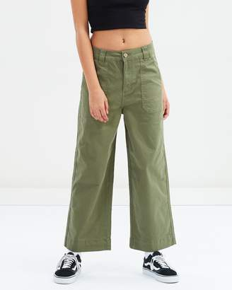 Cotton On Wide Leg Chop Pants