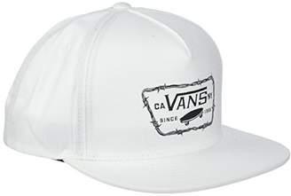 0f8755ad at Amazon.co.uk · Vans Vans_Apparel Men's Full Patch Barbed Snapback  Baseball Cap, ...