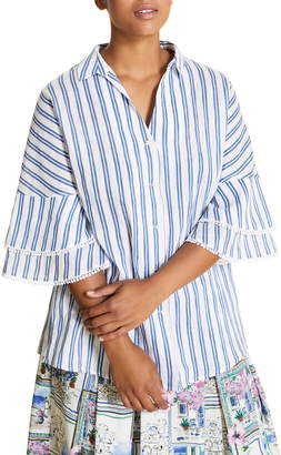 Marina Rinaldi Basilica Stripe Shirt