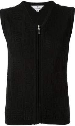 Givenchy PRE-OWNED sleeveless top