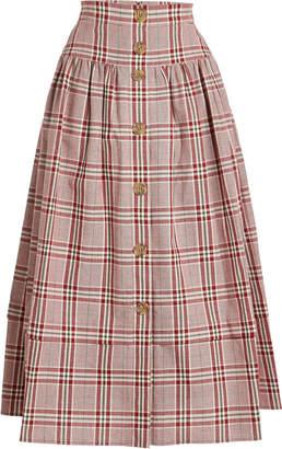 Freya Rejina Pyo Cotton Midi Skirt