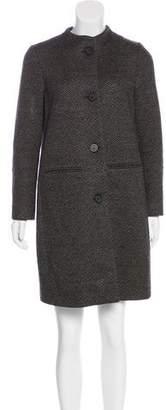 Peserico Virgin Wool Coat