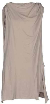 Rick Owens (リック オウエンス) - ダークシャドウ バイ リック オウエンス ミニワンピース&ドレス